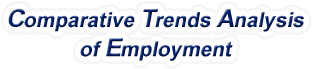 Nebraska - Comparative Trends Analysis of Total Employment, 1969-2017