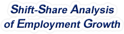 Shift-Share Analysis of Nebraska Employment Growth and Shift Share Analysis Tools for Nebraska